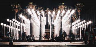 free museum days los angeles urban light lacma