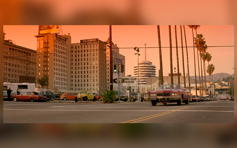 true romance hollywood filming locations