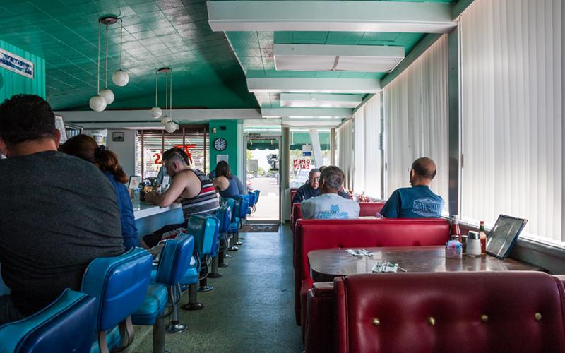 classic diner santa monica