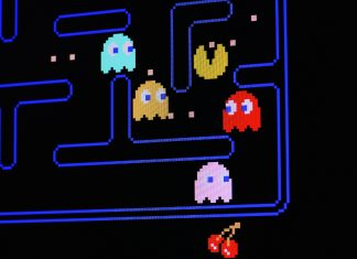 union station retrocade pac-man