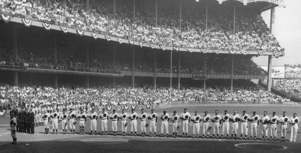 world series dodgers 1955 vintage retro baseball