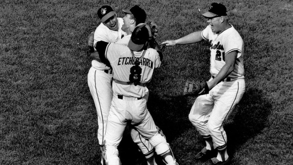 world series dodgers 1966 vintage retro baseball