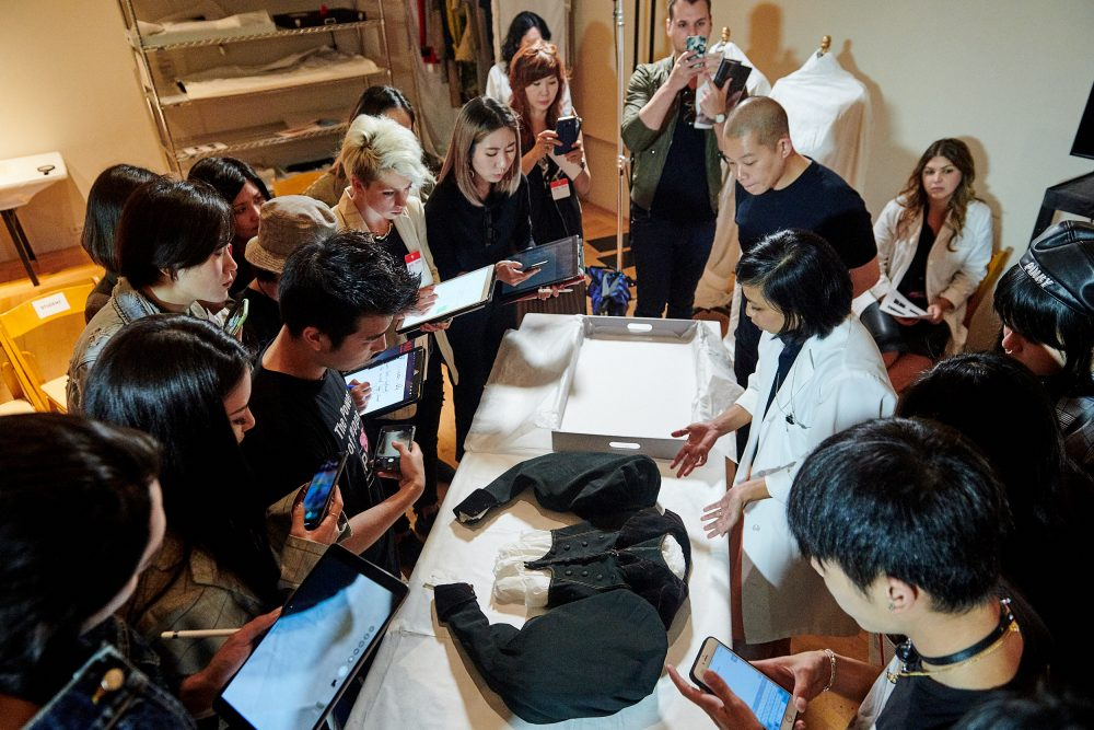 jason wu LACMA masterclass otis fashion design