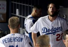 Dodgers World Series Loss Clayton Kershaw