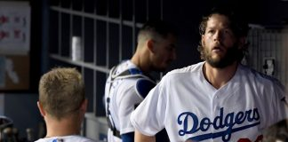 Dodgers World Series Loss Clayton Kershaw
