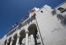 Los Angeles City Hall los angeles ballot measures election campaign politics