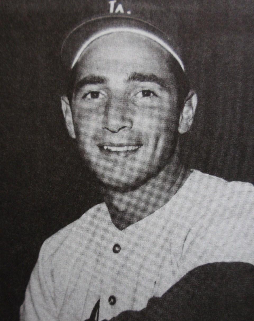 world series dodgers 1965 vintage retro baseball
