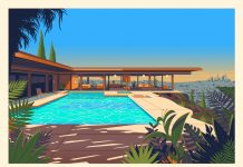 stahl house hollywood hills pierre koenig