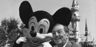 where was mickey mouse born?