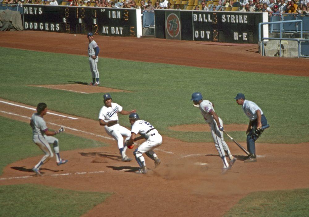 world series dodgers 1978 vintage retro baseball