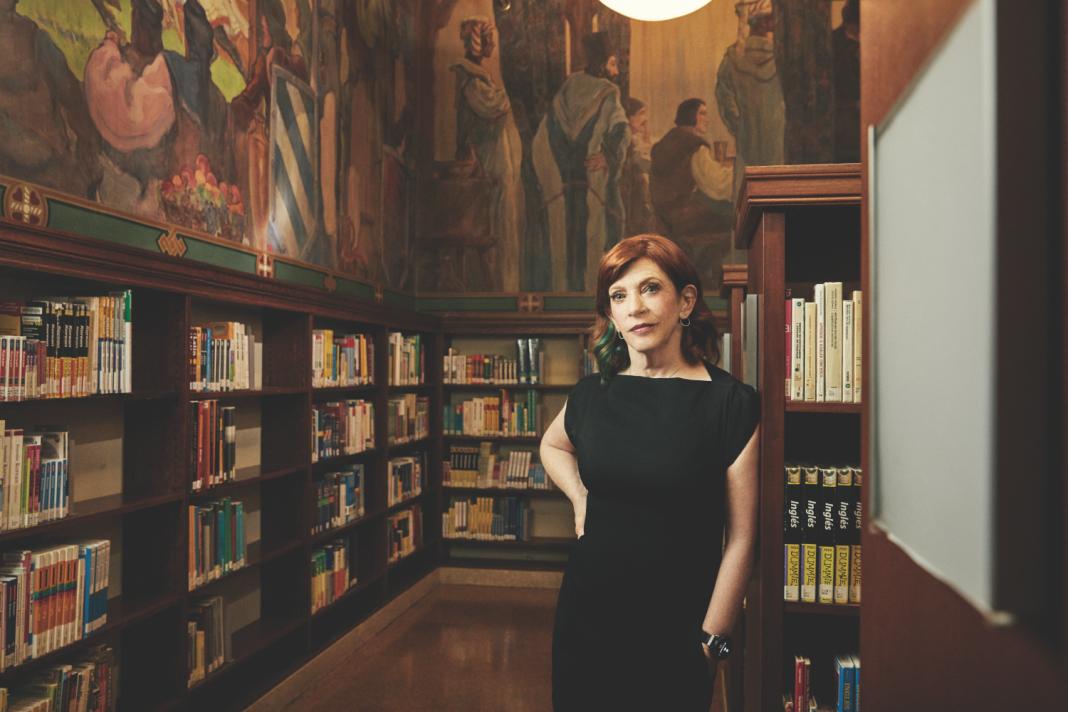 susan orlean library book los angeles public library