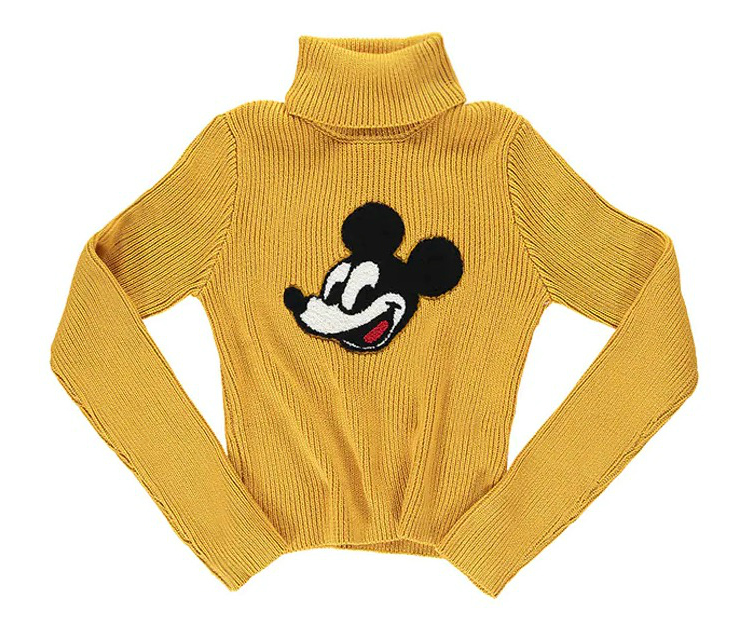 disney style fashion mickey mouse sweater forever 21