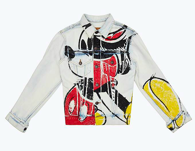 disney style jacket marc jacobs