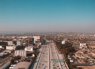 things to do los angeles skyline traffic freeway