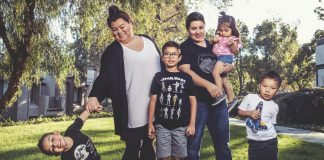los angeles fost-adopt foster parenting