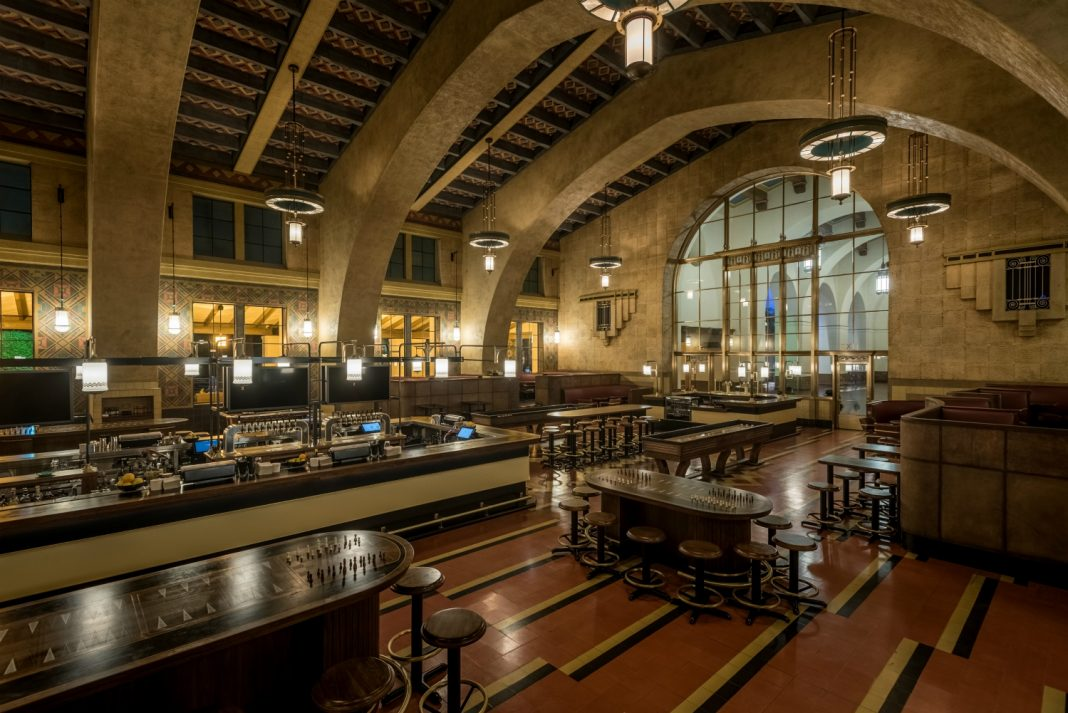 union station los angeles new brewery