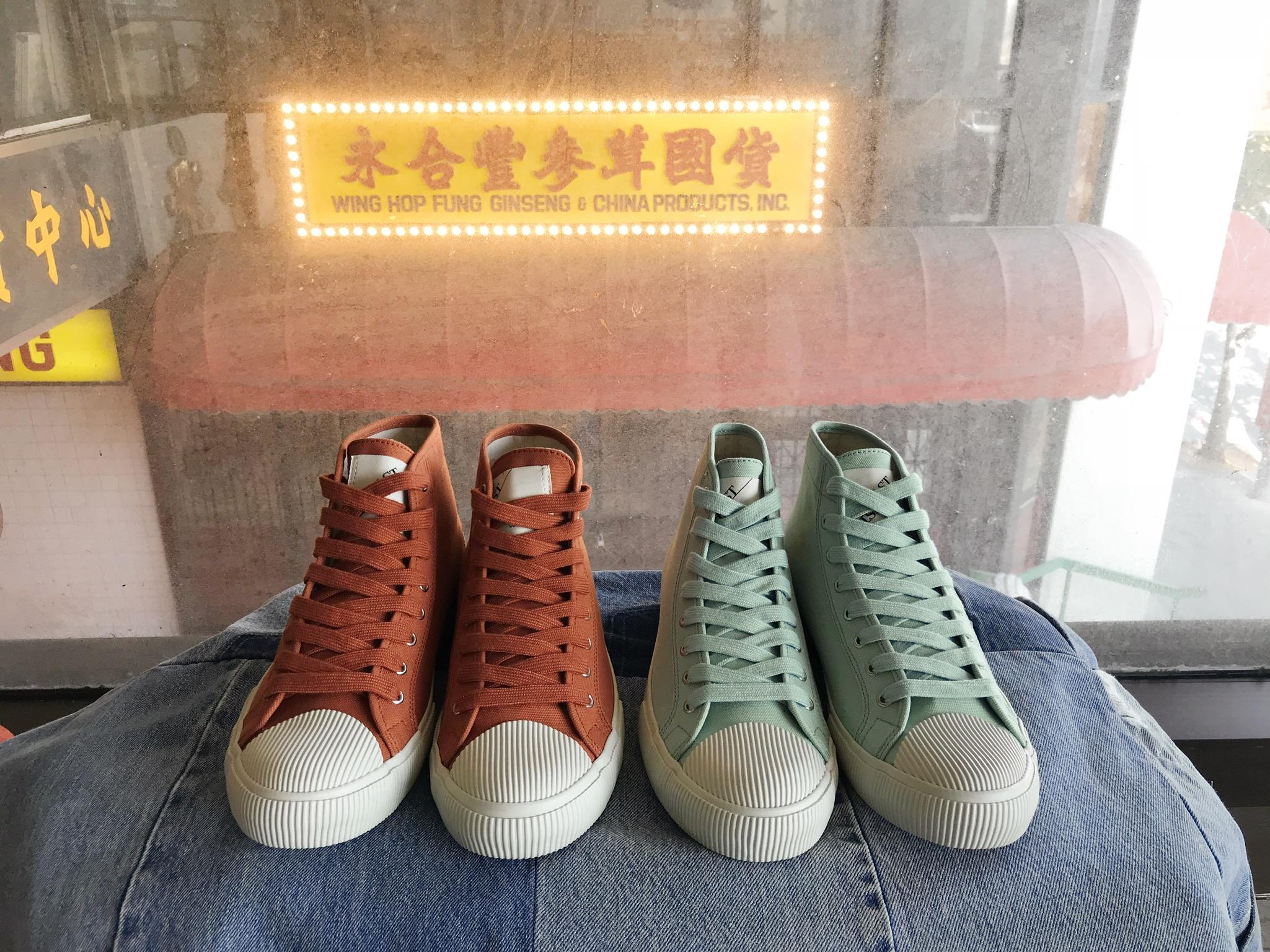 zero-waste shoes los angeles