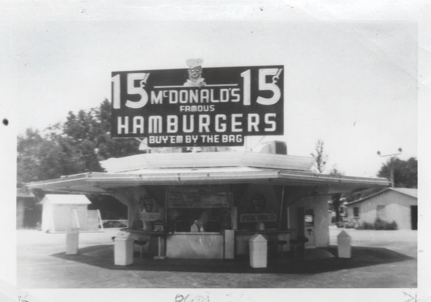 original mcdonald's