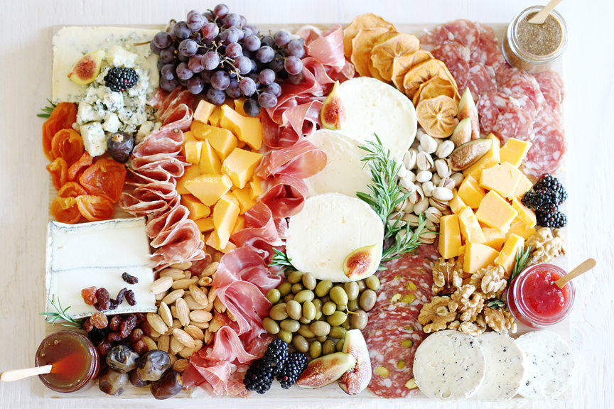 Lady & Larder Wants to Make You the Cheese Board of Your Dreams