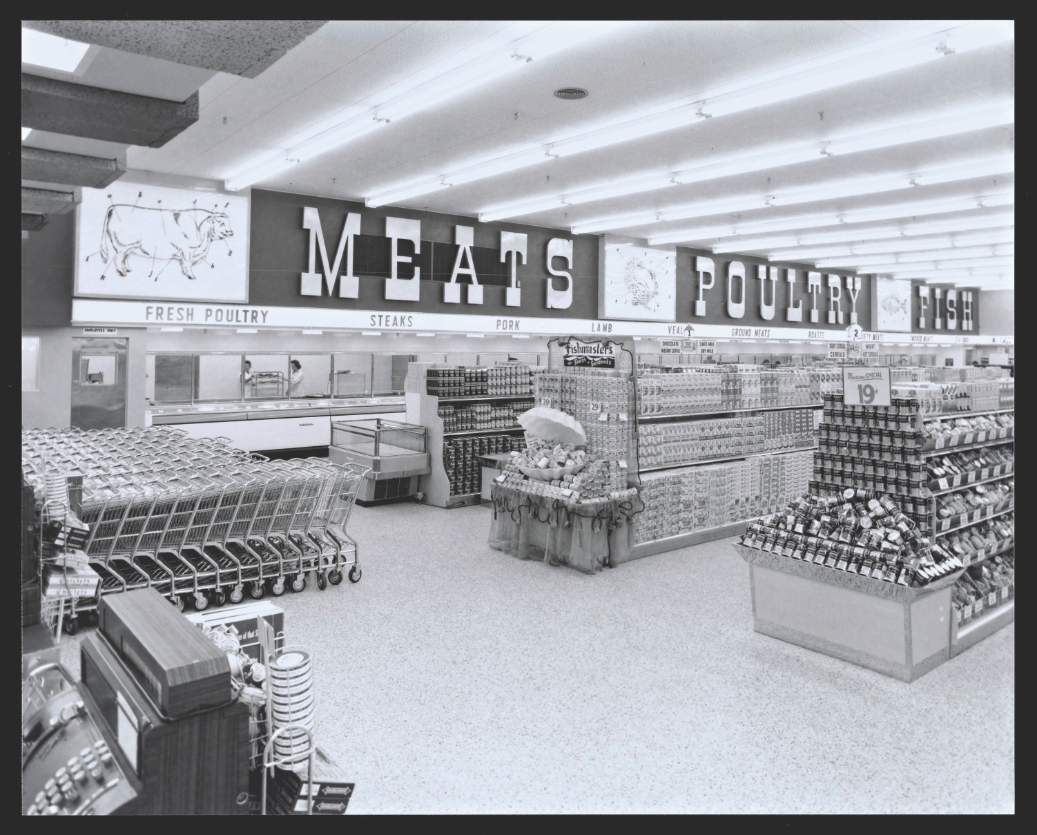 first supermarket ever los angeles