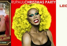 2018 christmas music rupaul christmas william shatner john legend