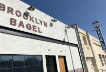 brooklyn bagel reopening beverly boulevard