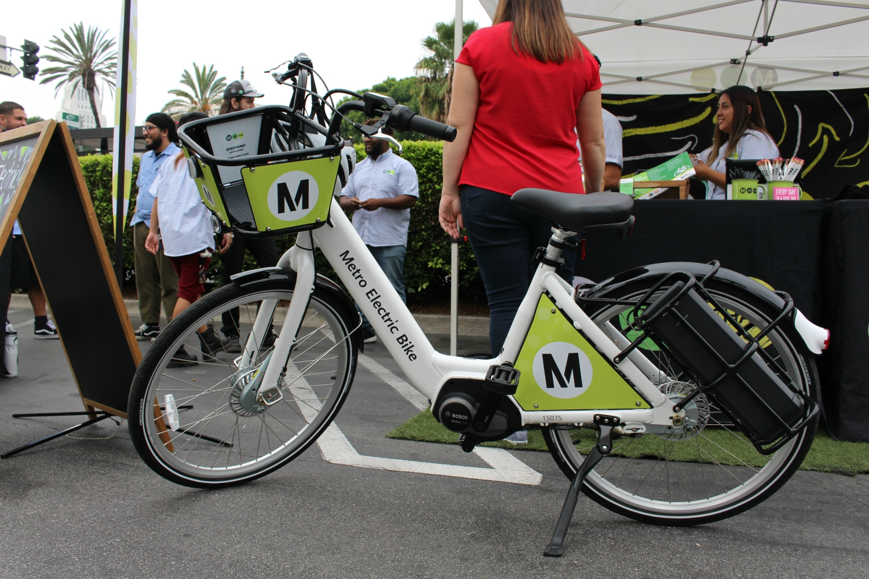 e-bikes metro los angeles