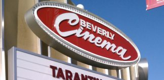 new beverly cinema reopening december los angeles