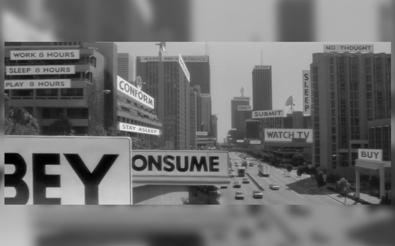 Revisiting The Dystopian La Of John Carpenters They Live