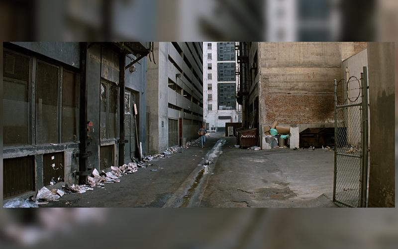 alleyway location they live los angeles