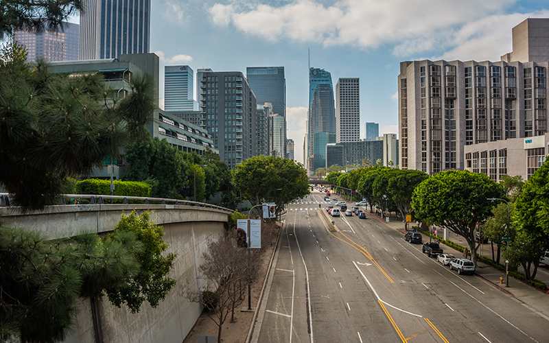 downtown los angeles filming locations