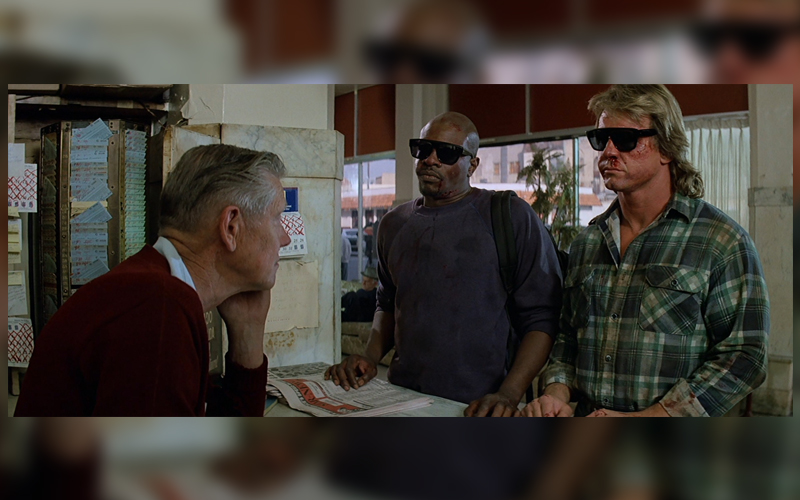 Revisiting the Dystopian LA of John Carpenter's They Live