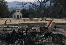 westworld church fire paramount ranch woolsey fire