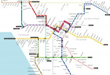 Redline Metro Map Los Angeles.I Rode The Entire Metro In One Day This Is What I Learned
