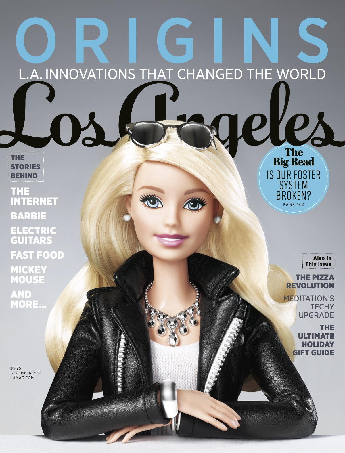 Issue Archive Los Angeles Magazine