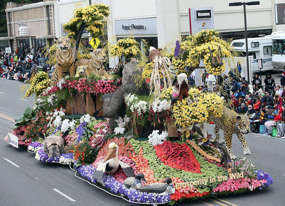 rose parade guide when is the rose parade tournament of roses