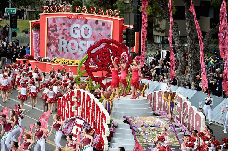 The 2021 Rose Parade Has Been Canceled Because of COVID