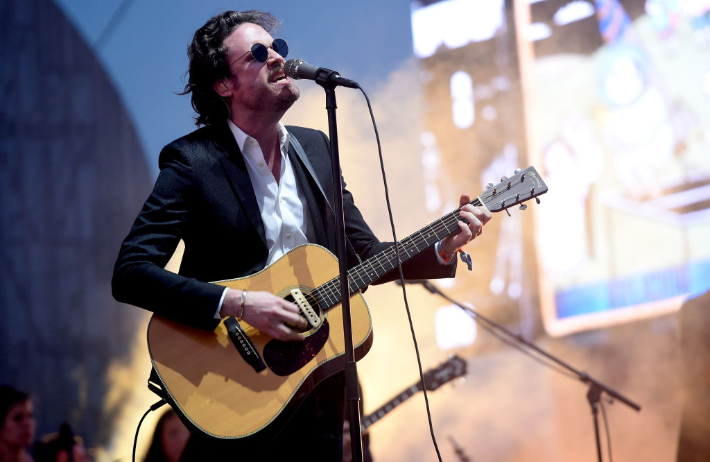 Father John Misty Wildfire Benefit Concert