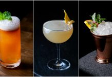 Jonathan Gold Cocktails Otium