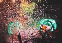 things to do los angeles new years eve confetti celebration nye
