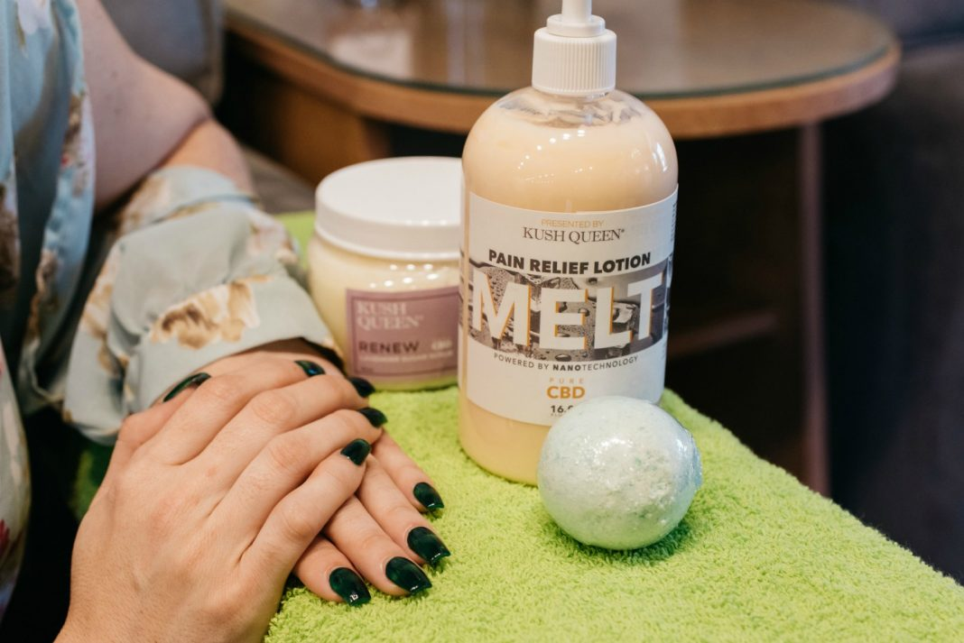Flot Where to Have a CBD Spa Day in L.A. SC-81