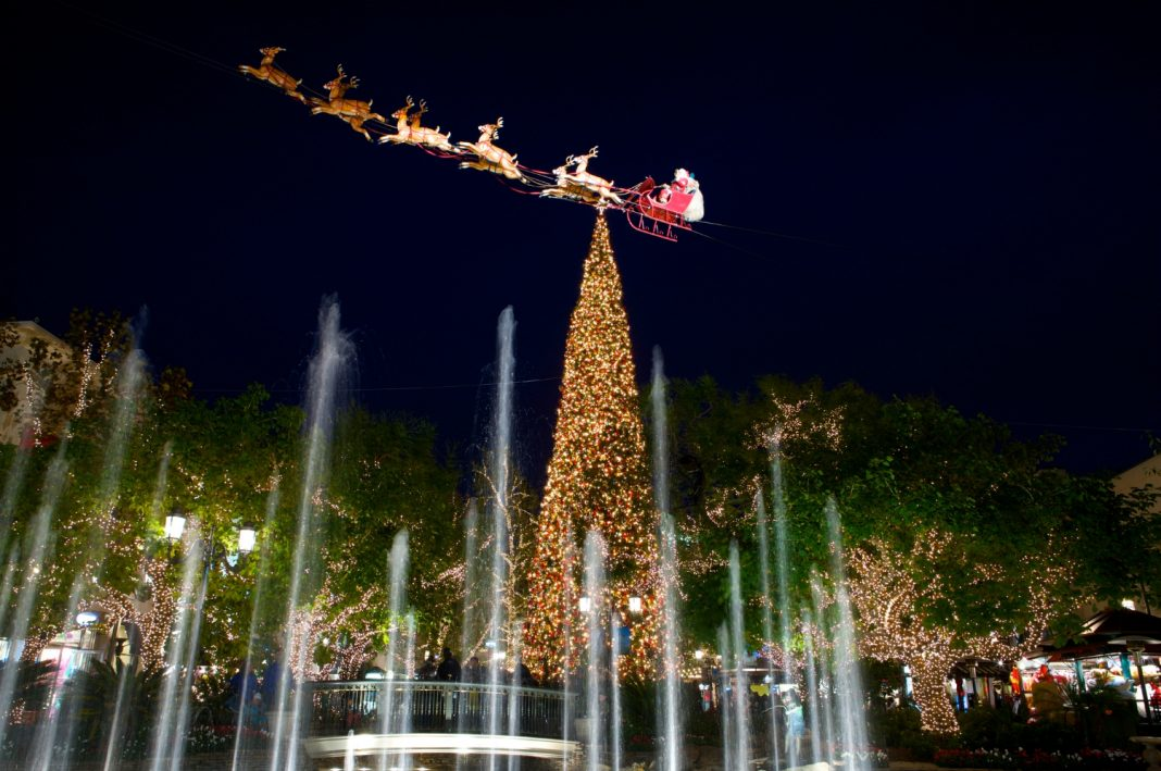 Christmas In Los Angeles.Best Things To Do In L A This Week December 24 To 28 2018