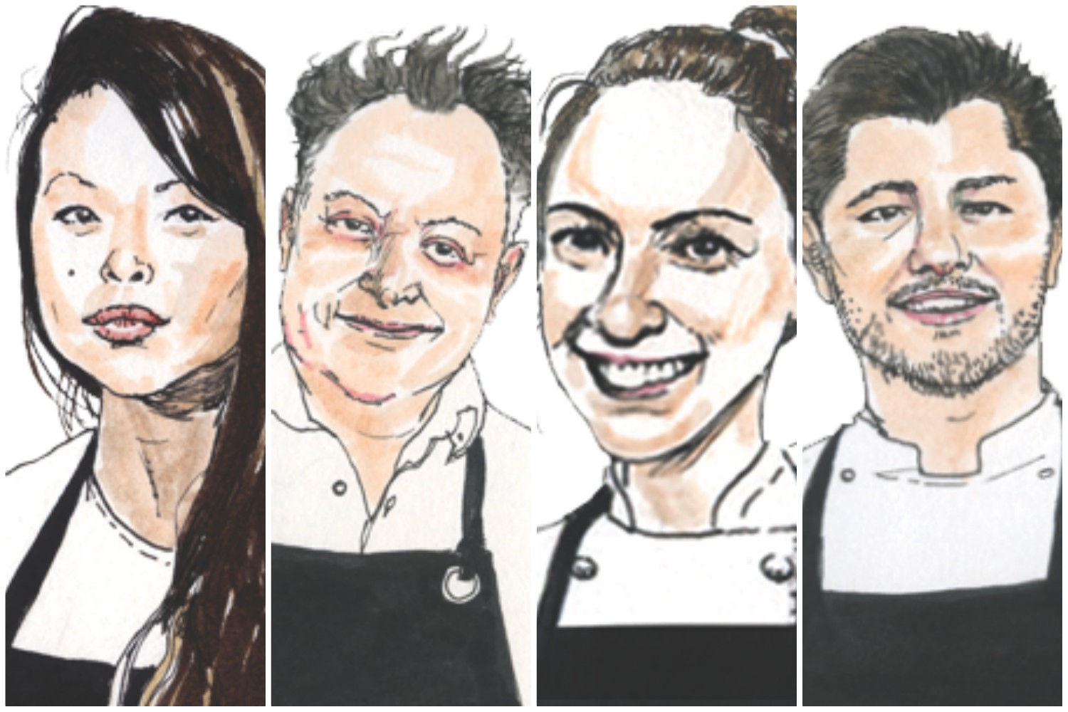 los angeles chefs 2019