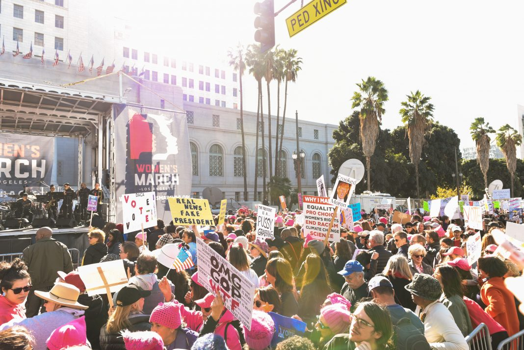 womens march 2019 los angeles