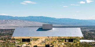 Desert X Doug Aitken Mirage Coachella Art Installations