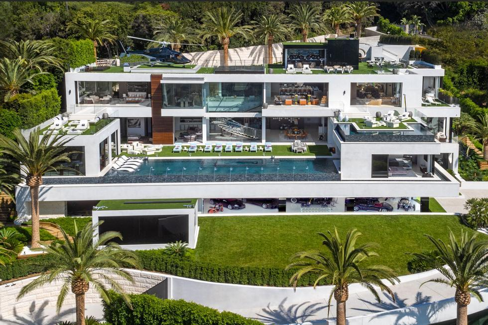 924 Bel-Air mansion most expensive house la