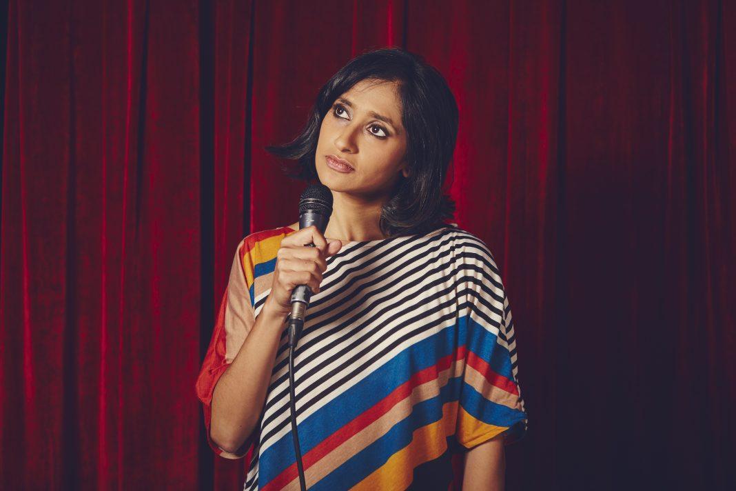 Aparna Nancherla Comedy Central Corporate