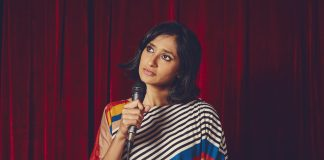 Aparna Nancherla Comedy Central Corporate