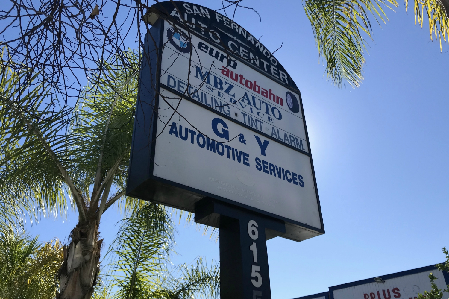 nathan for you G&Y auto repair