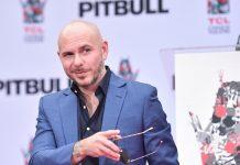 pitbull gavin newsom inauguration concert